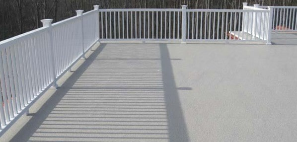 Waterproof deck membrane