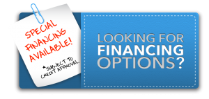 Financing Options Avaliable