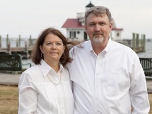 Rex and Vicki Simpson